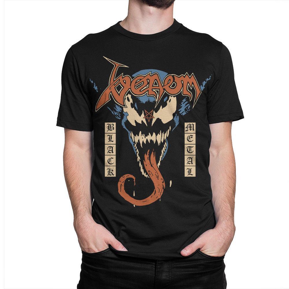 9ece81faf4a Venom Awesome Black Metal T Shirt