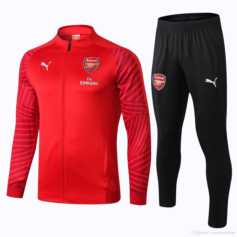 4d4ef3de6 New Best Selling 18-19 Season ARSENAL Jersey Jacket Training Suit ...