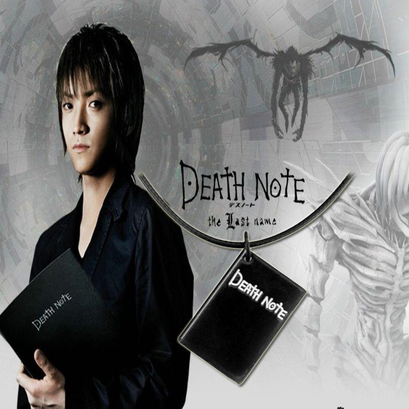 Wholesale Whole Salehot Anime Death Note Black Book Shape