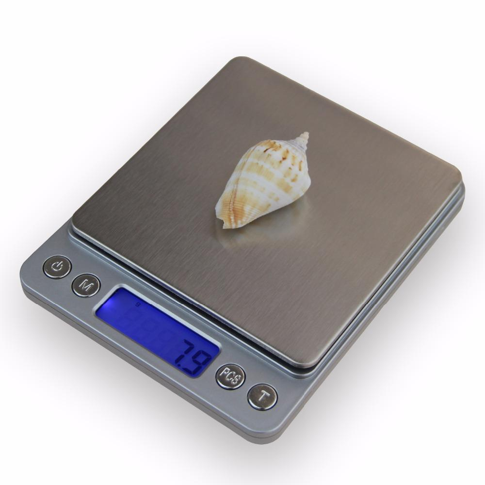 2019 wholesale 3000g 0 1g portable mini electronic digital scales pocket case postal kitchen jewelry weight balance digital scale 3kg 0 1g hot from