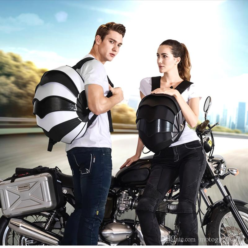 be37db48eb ROCKBIKER Motorcycle Bag Motorcycle Luggage Bags Pangolin Waterproof Shell  Helmet Bag Men Women Moto Backpack Sacoche Racing MTB Saddle Bags Online  Saddle ...