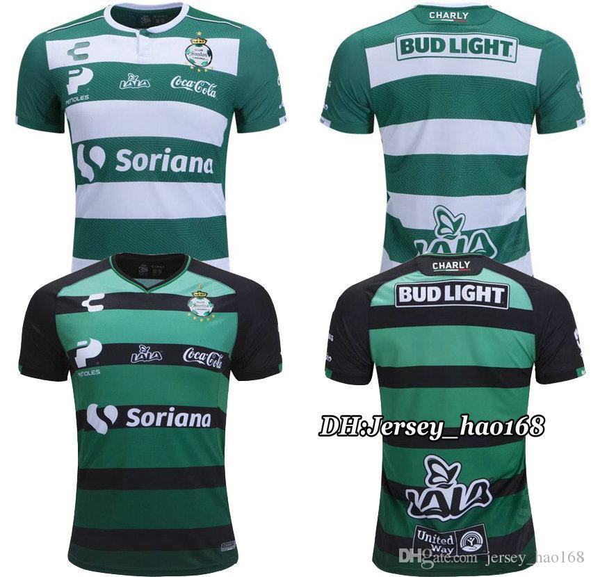 e9ba3f18e RODRIGUEZ 18 19 Santos Laguna Away Jersey Soccer Home Mexico Club ...