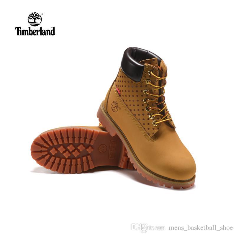 compre timberland shoes mens mulheres designer de esportes por