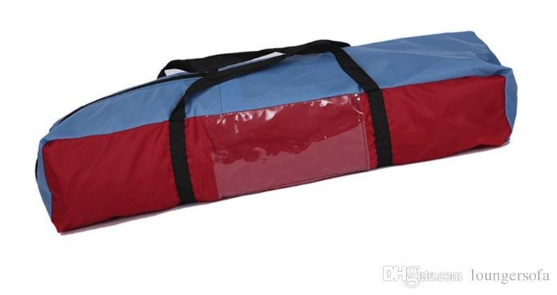 62 cm de Comprimento Multifuncional Saco de Armazenamento De Praia De Acampamento Ao Ar Livre À Prova D 'Água Oxford Pano Tenda Pacote Sacos de Piquenique de Alta Capacidade 15jc X