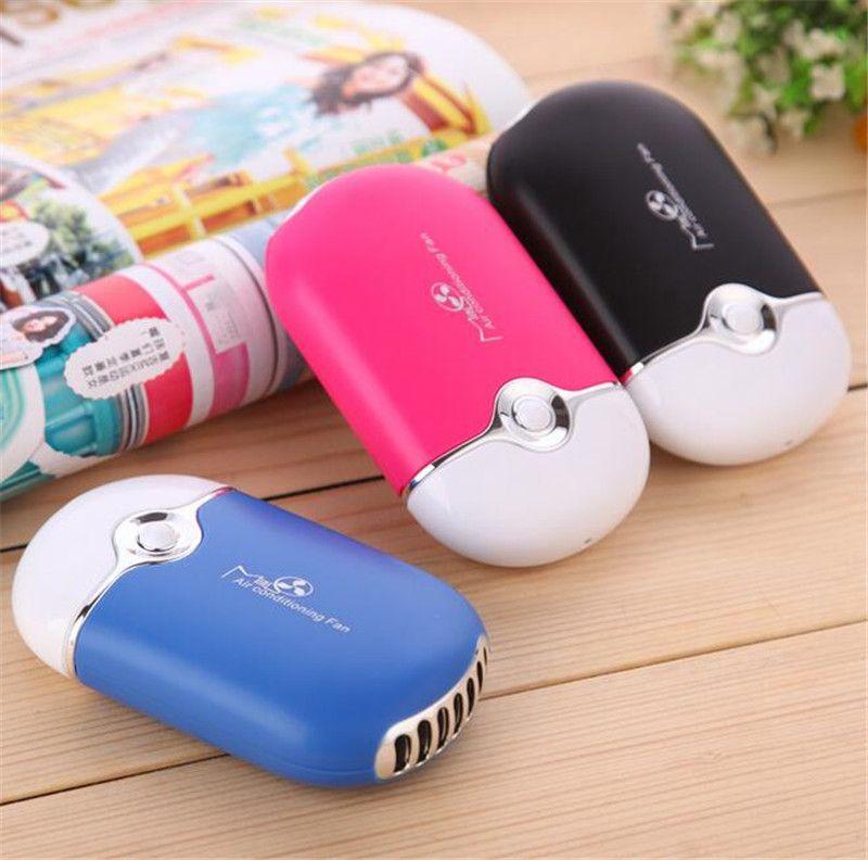 Mini i portatile Nail Art asciugatrice polacco asciugatrice Mini ventilatore di bellezza unghie Dryer Tool ciglia finte DHL spedizione gratuita
