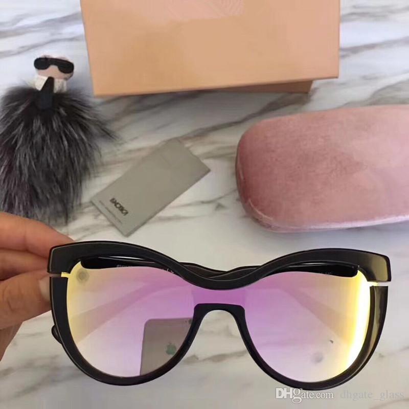 98717ac5f4a Designer Sunglasses for Women Catwalk Fashion European And American ...