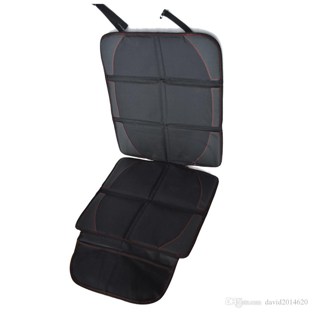 Car Seat Protector Saver Cover Mat For Back Leather Upholstery Pad Front Rear Facing Child Baby Auto Booster Seats Travel Sets