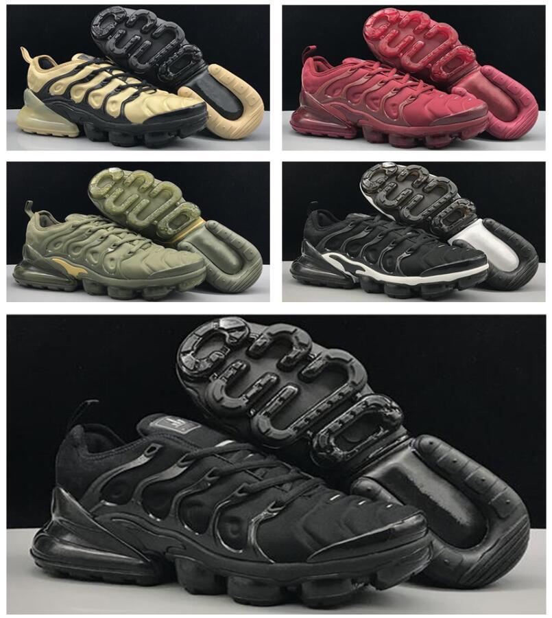 c605cb21e6 Compre Maxes Calzado De Running Para Hombre Zapatillas TN Tenis Vapor  2017.5 Kpu Calzado Para Hombre Zapatillas Deportivas Auténticas A  44.17  Del Max95 ...