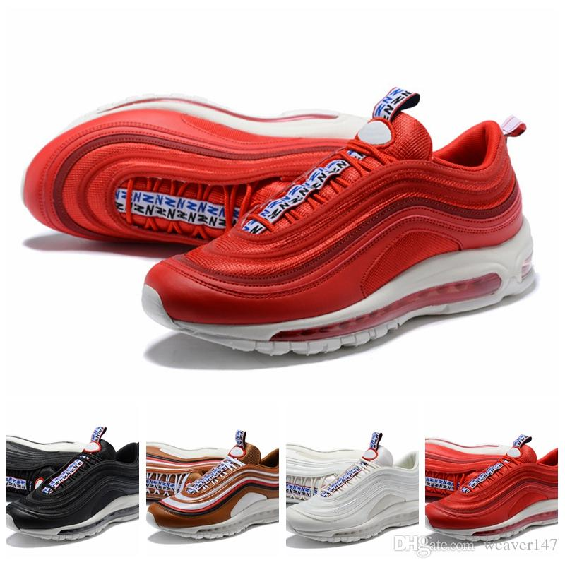 discount with mastercard sale low price fee shipping Cheap 2018 Newest 97 97s TT Prm Running Shoes Men Women 95 97 Brown Zebra Kanye West Women Runs Outdoor Mens Sports Shoe Trainer top quality cheap online qhQomvq
