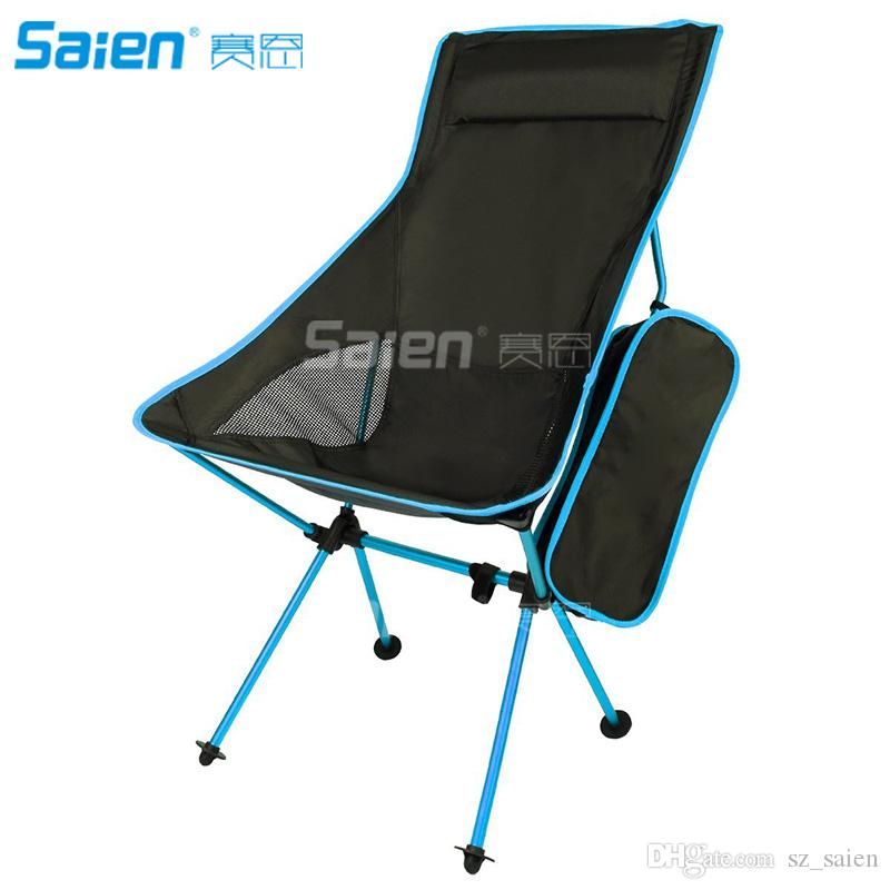 Lightweight Portable Chair Outdoor Folding Backpacking Camping Lounge Chairs  For Sports Picnic Beach Hiking Fishing Wicker Chairs Heavy Duty Camping  Chair ...