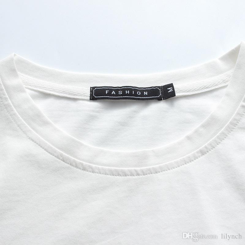 Camisa de manga corta con tope de manga corta de manga corta para el verano 2018 de manga corta para hombre.
