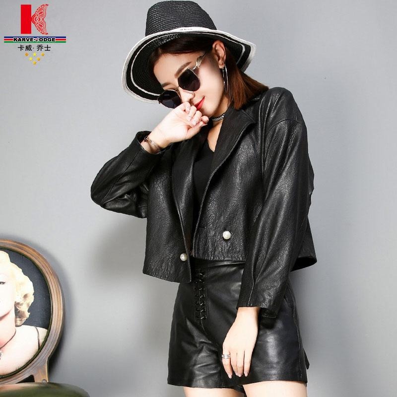 fdc3b8ff381 2019 Leather Bomber Jacket Women Black Faux With Fur Hood Ladies Spring  Stylish Long Olive Bubble Burgundy Parka Red Leather Jacket From  Dengpeng520