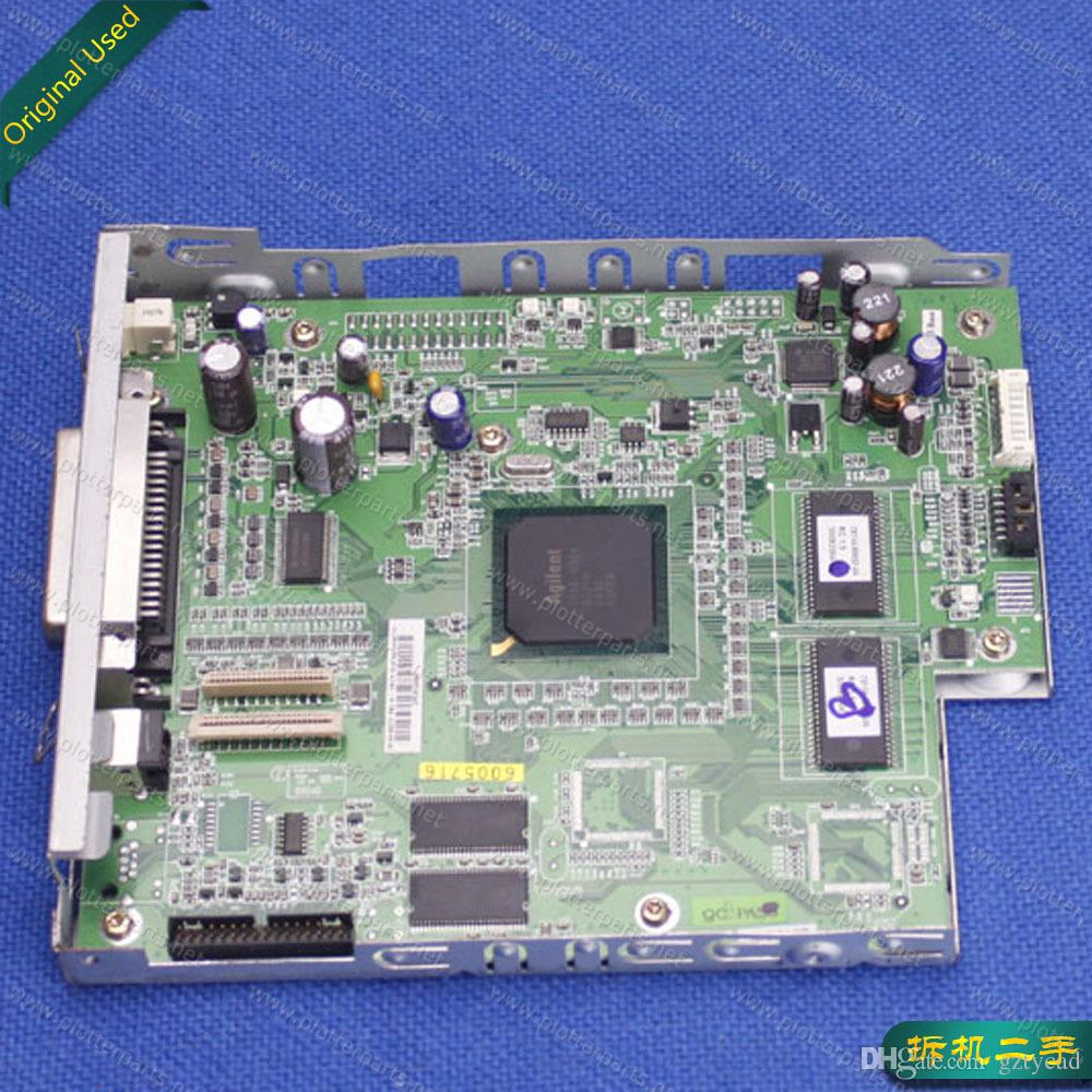 2018 C8154 67048 Printed Circuit Board Assembly For Hp Business Inkjet 1200 1200d 1200dn 1200dtn 1200dtwn Used Printer Parts From Gztycad 3677 Dhgate