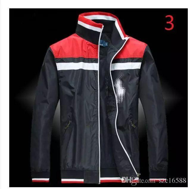 65c5b3ec29 Fall Thin Men Sportswear High Quality Waterproof Fabric Men Sports Jacket  Fashion Zipper POLO Jacket Size M- 2XL Online with  105.56 Piece on  Caiyunlai168 s ...