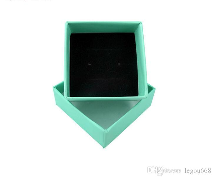 5*5*3cm High Quality Jewery Organizer Box Rings Storage Box Small Gift Box For Rings Earrings pink Colors GA65