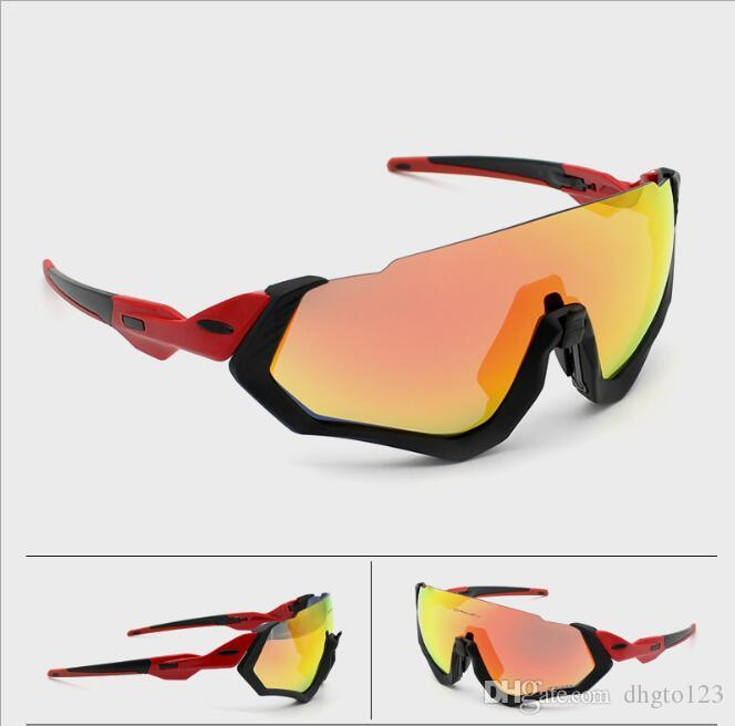 ef8a6a2219 New Cycling Eyewear Flight Jacket Men Bike Polarized TR90 Sunglasses  Outdoor Sport Running Glasses with 2 Extra Lens Cycling Sunglasses Cycling  Eyewear ...