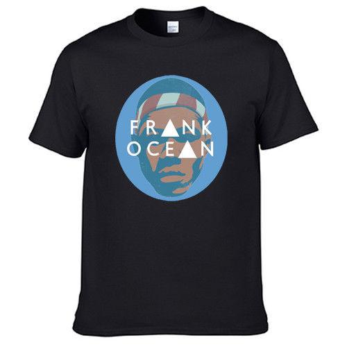 Frank Ocean Christopher Francis Music T Shirt Direct from Manufacturer 202058 Classic Quality High t-shirt