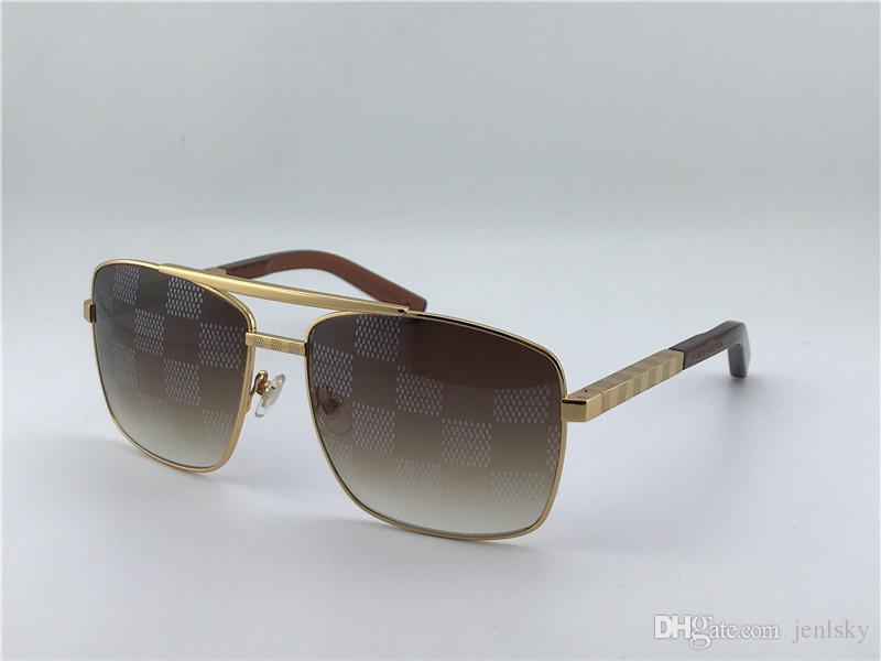 ccbf74c2c2d852 Lunettes Brown Homme Gradient Acheter Z0259u Gold Attitude Soleil De  wqxfIHd0