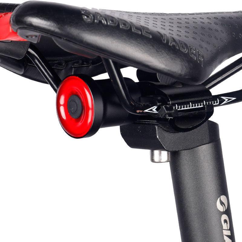 COB LED Bicycle Bike Tail Light Bike Lamp Smart Brake Light /& G-Sensor XLite 100
