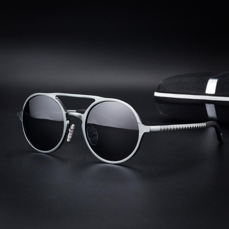 Großhandel Polarisierte Sonnenbrille Der Neuen Männer Retro ...