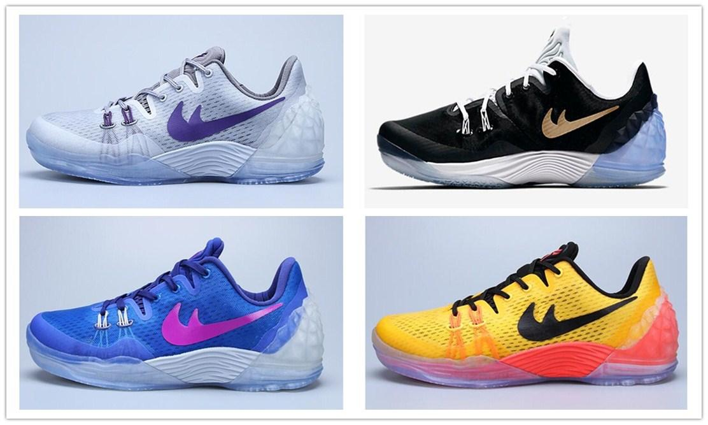 adbf840c9e0d Wholesale Latest Of Top Quality Kobe 5 Generation Basketball Shoes Kobe  Venom 5 Sports Shoes Kobe 5 Basketball Shoes Size Best Running Shoes For  Kids ...