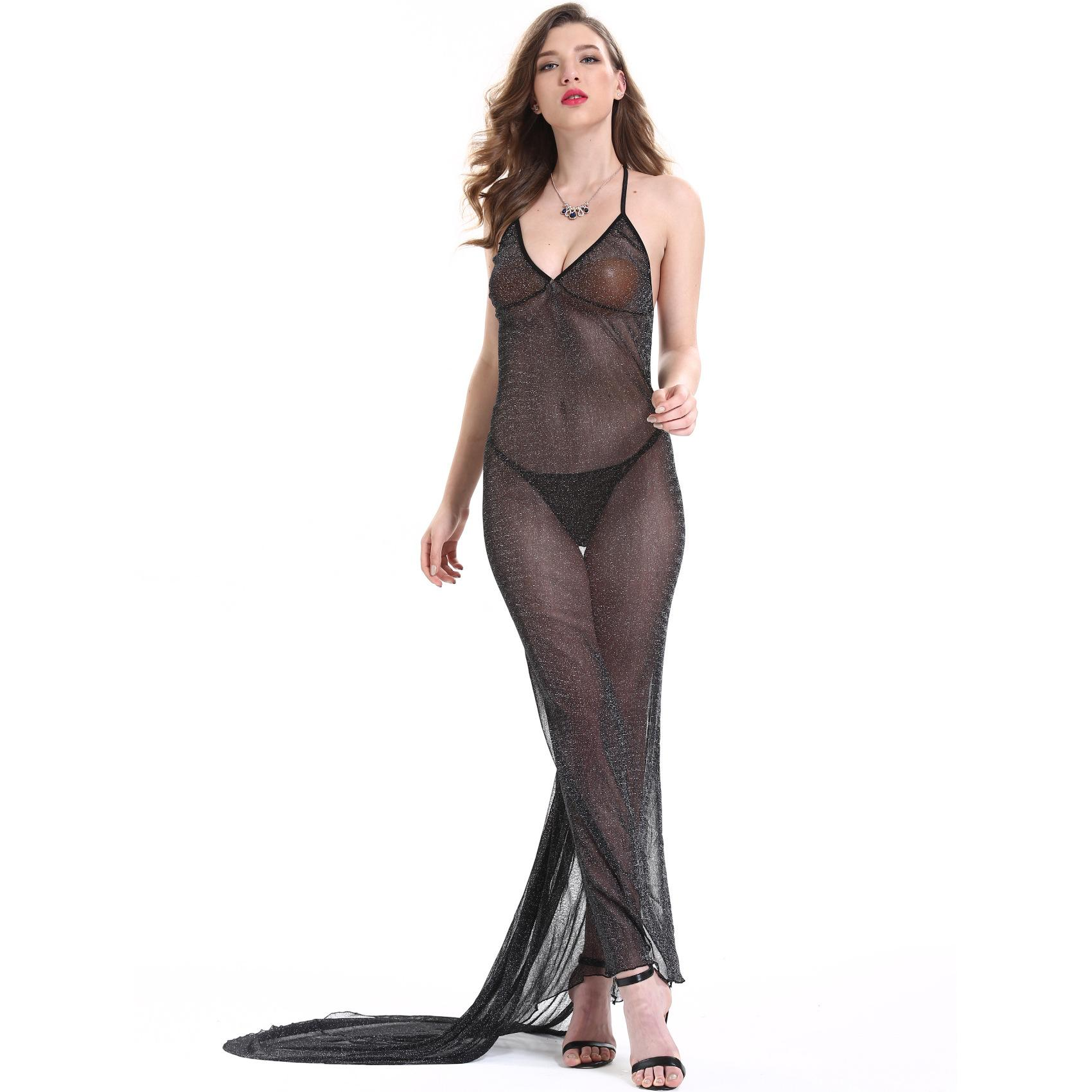 Exotische Kleidung Fein Sexy Erotische Dessous Frauen Porno Babydoll Offenen Bh Gabelung Dessous Kleid Heiße Spitze Sexy Erotische Kostüme Nuisette Unterwäsche Exotische Damenbekleidung