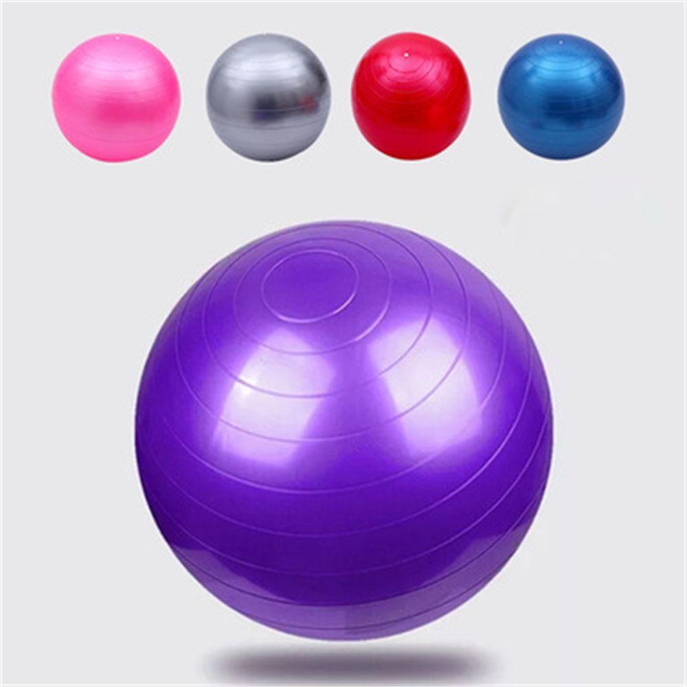 Gym Ball Yoga Bola Fitnes Update Daftar Harga Terbaru Indonesia Size65cm Fitness Bonus Pompa Angin Fitball 55cm Sports Balls Pilates Balance Exercise Workout Massage Utility