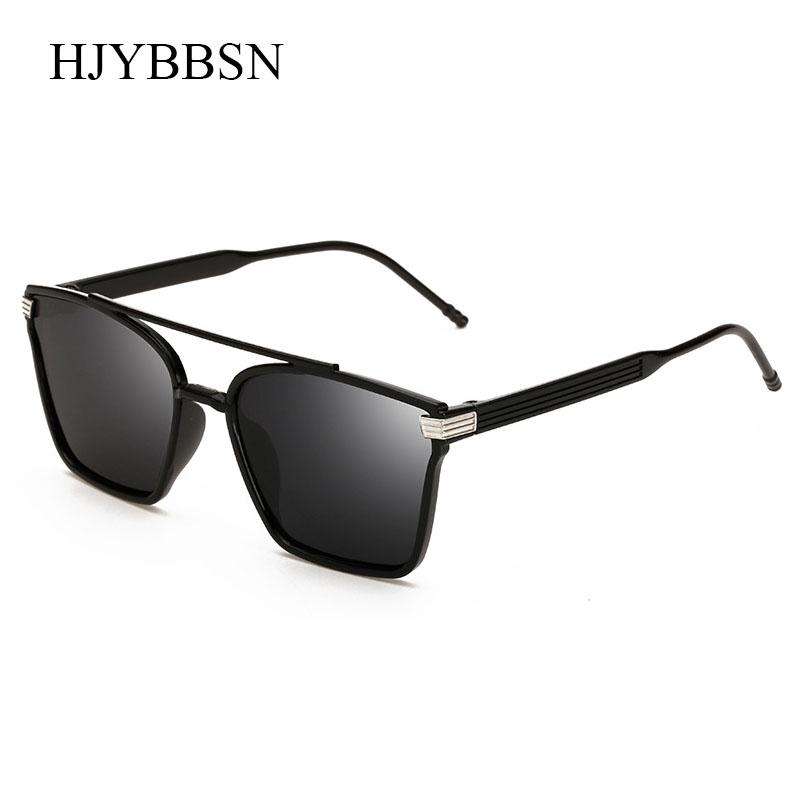 edc7ca21cca HJYBBSN Classic Design Men s Sunglasses Vintage Square Cat Eye ...