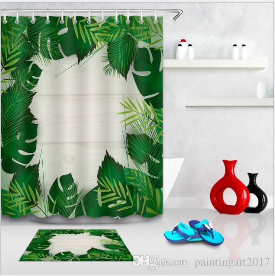 Acheter 3d Feuilles Decor Tropical Rainforest Feuille De Bananier