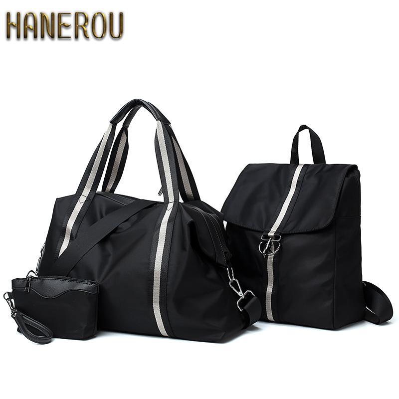 056657f0f6 Dropshipping 2018 New Travel Bags Large Capacity Handbags Famous Brand  Nylon Women Bag Fashion Shoulder Bag Bolsa Feminina Sacs Ivanka Trump  Handbags Best ...