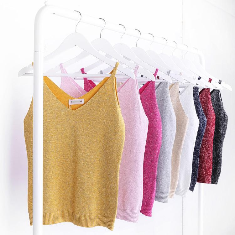 bbc65b3fed 2019 2016 Summer Young Ladies Linen Cotton Tops Hot Sale Female Woman  Knitted Vest Shirts Wholesale Sexy Women Casual Tees Tops From Honey111