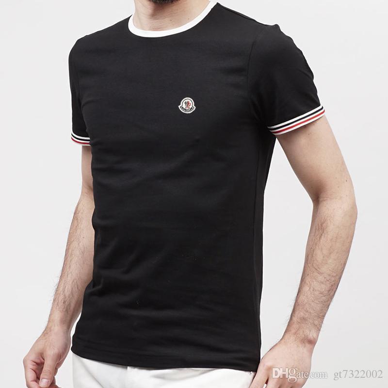 the latest e85fe 3b8f2 Männer T-Shirts Plus Größe 5XL 4XL T-shirt Homme Sommer Kurzarm herren  T-shirts Männer T-shirts Camiseta T-shirt Homme