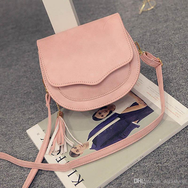 9192cf42d0c9 Wholesale Cute Sling Bag Women Tassel Bags Small Crossbody Bags For Women  Shoulder Bag Famous Designer Purses And Handbags Discount Designer Handbags  ...