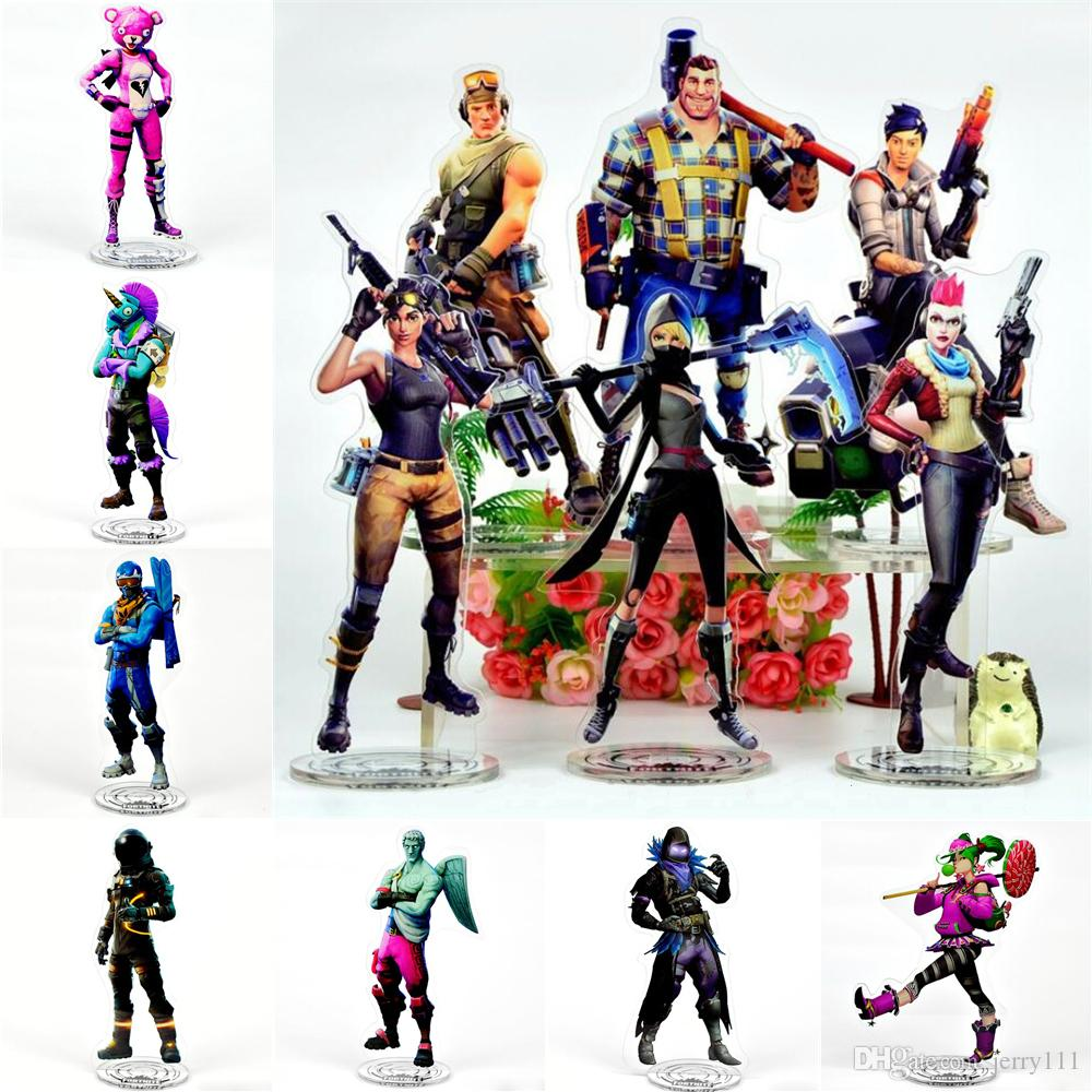 Grosshandel Fortnite Action Figure Spielzeug 21 Cm Fortnite Acryl
