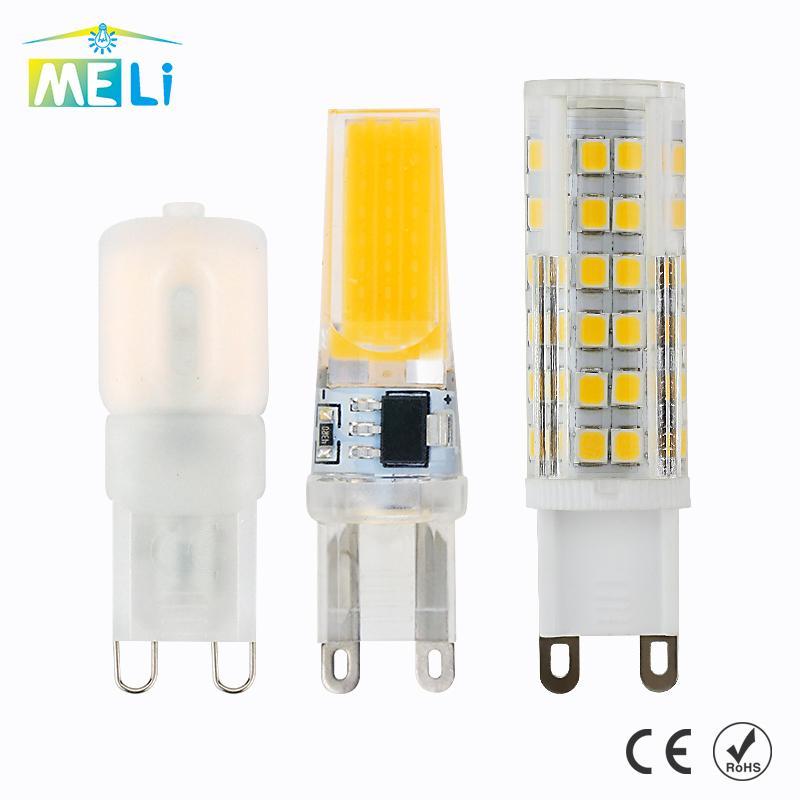 Grosshandel G9 Led Lampe 220 V 3 Watt 5 Watt 7 Watt 9 Watt 10 Watt 12