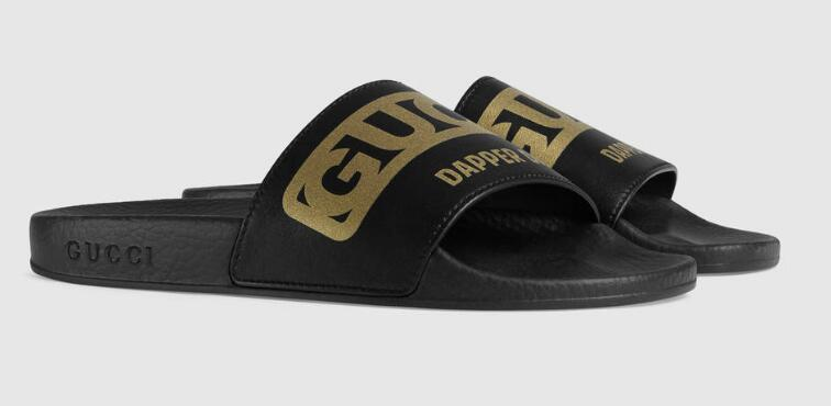cb436d955 Women Dapper Dan Slide Sandal Handmade Walking Tennis Sandals Slippers  Mules Slides Thongs Mens Shoes Combat Boots From Qiangdi8