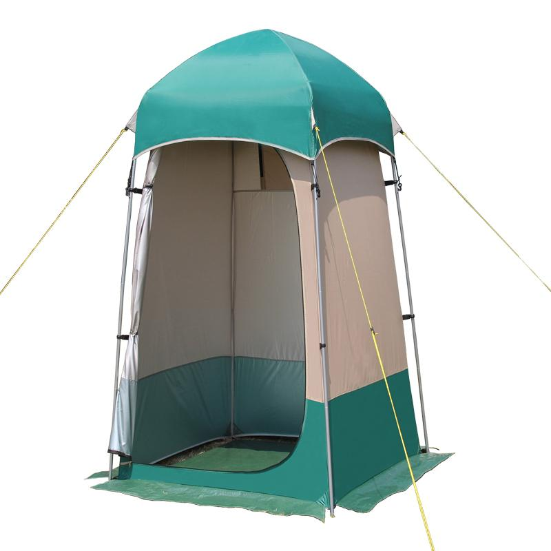 New style easy operate camping shower tent/toilet/dressing changing room tent/Outdoor moveable WC B081101