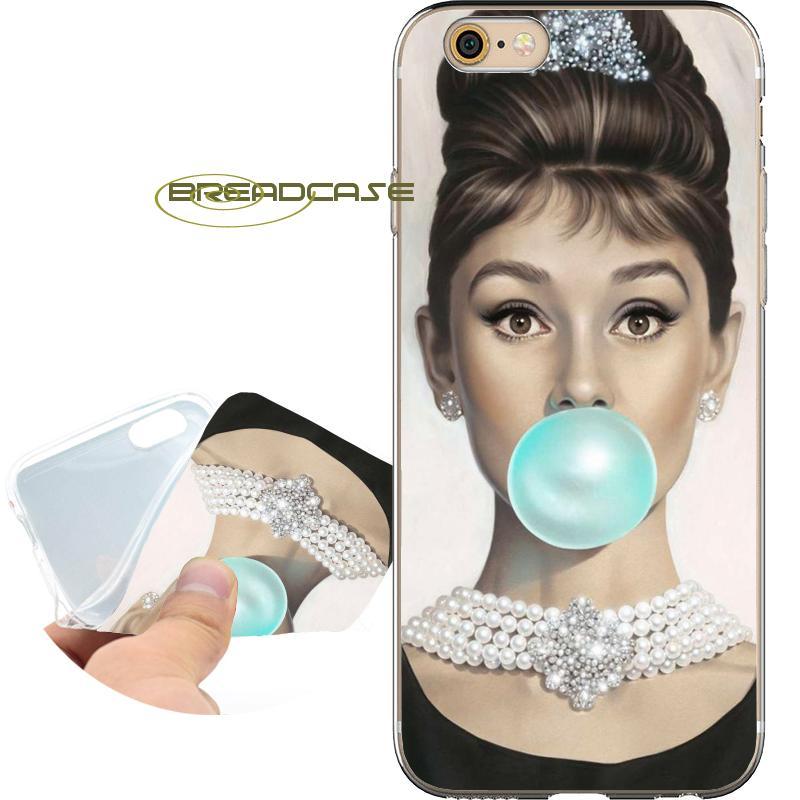 coque iphone xr audrey hepburn