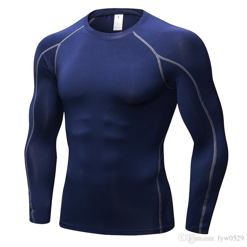 Sportbekleidung Vertvie Männer Shirts Schwarz Männlichen T-shirt Für Fitness Training Gym Sport Shorts Hülse Sommer Quick Dry Plus Größe T-shirt Laufs-t-shirts