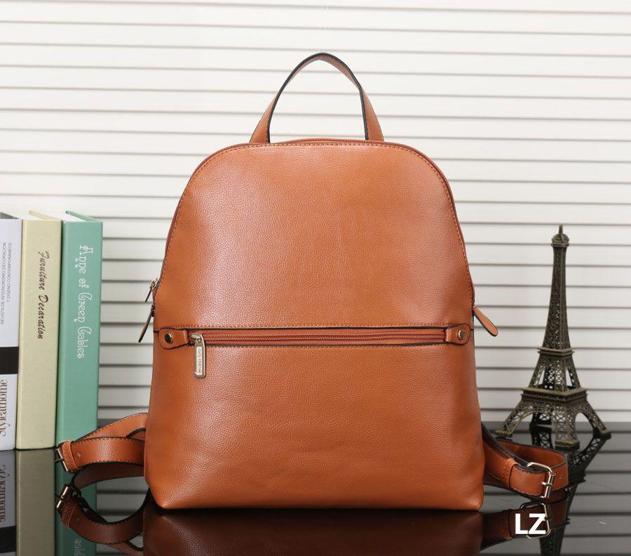 9316f8c1cc90 Luxury Brand Designer Tassel Backpack Leather Women Casual School ...