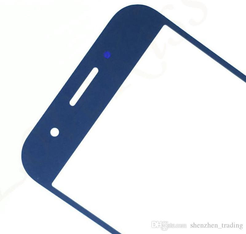 Reemplazo del panel táctil para Galaxy A320 A520 A720 2017 Pantalla táctil LCD lente de vidrio exterior frontal negro blanco oro