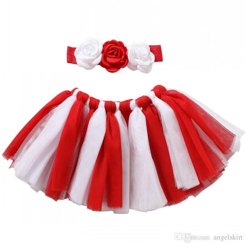 Handmade Factory Kids Girls Pettiskirt TUTU Skirt Cute Christmas Baby  Clothes - 2019 Handmade Factory Kids Girls Pettiskirt TUTU Skirt Cute