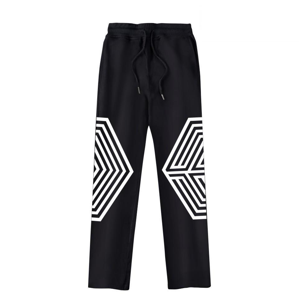Huit Array Temps Loisirs Saison Femmes Et De Print Pattern Hommes Pantalon Diagrammes Run Pantalons Printemps Facile Sport Automne Wei 9WHEDI2