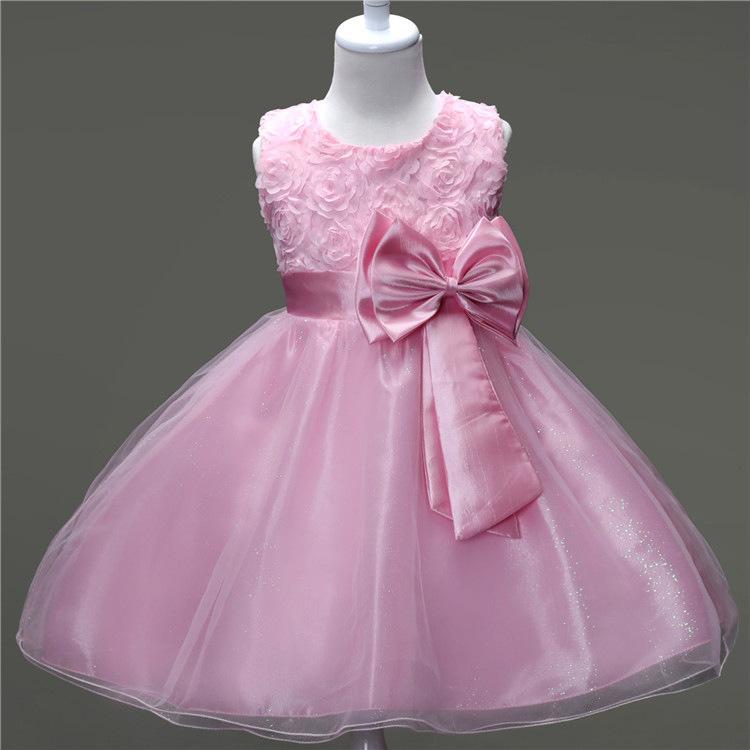 Compre Vestidos De Princesa De Lentejuelas De Flores Niñas De Verano Vestido  De Tutú De Niña De Fiesta De Verano De Halloween Vestidos De Niños Para  Niñas ... 262b7a8d7e6