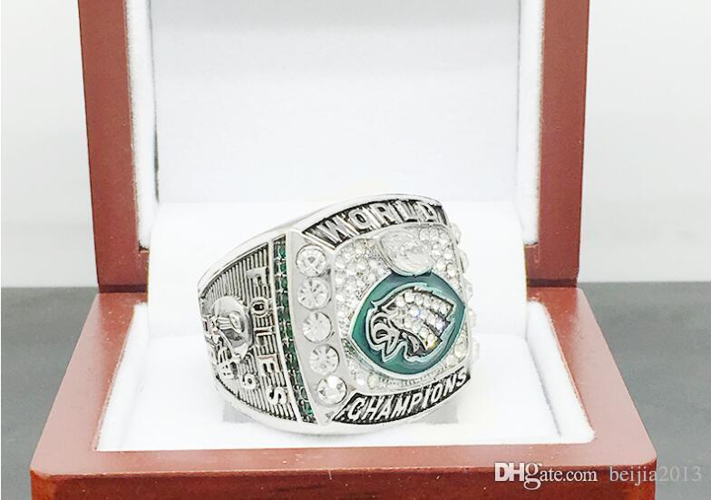 Neueste Meisterschaft Ring Schmuck 2017 2018 Philadelphia Tiere Welt 52. Meisterschaft Ring Geschenk Großhandel Drop Shipping