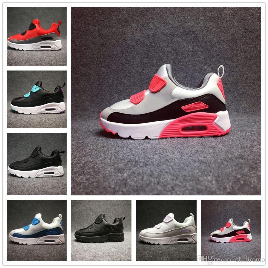 8177f9827b1 Compre Nike Air Max Airmax 90 Niños Zapatillas Presto 90 II Zapatillas Niños  Deportes Ortopédicos Juvenil Zapatillas Niños Niños Niñas Niños Zapatillas  es ...