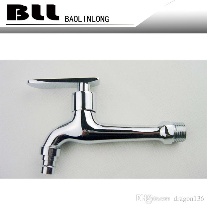 BLL Universal Brass Laundry Faucet Utility Mop Pool Faucets Water ...