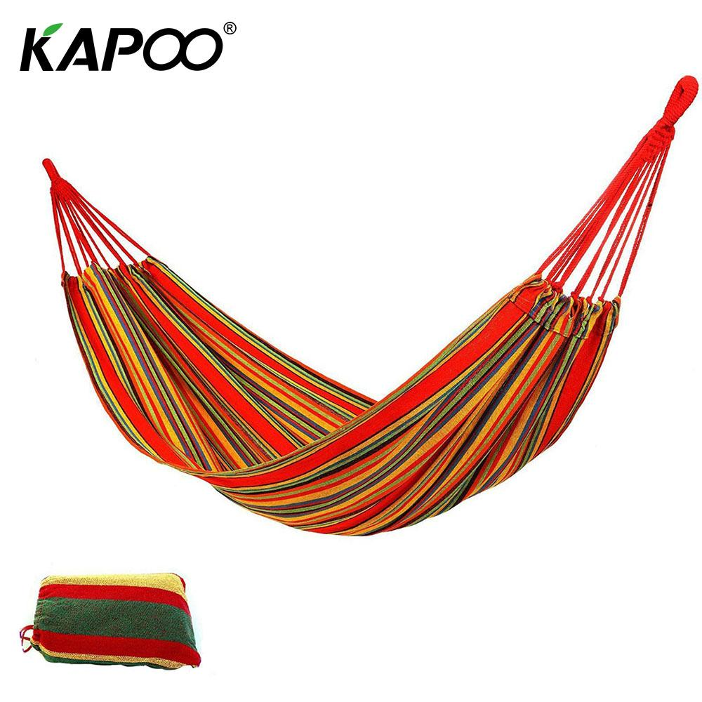 3bb3c61b6b KAPOO Person Hanmmock Outdoor Camping Hiking Tree Hanging Chair ...