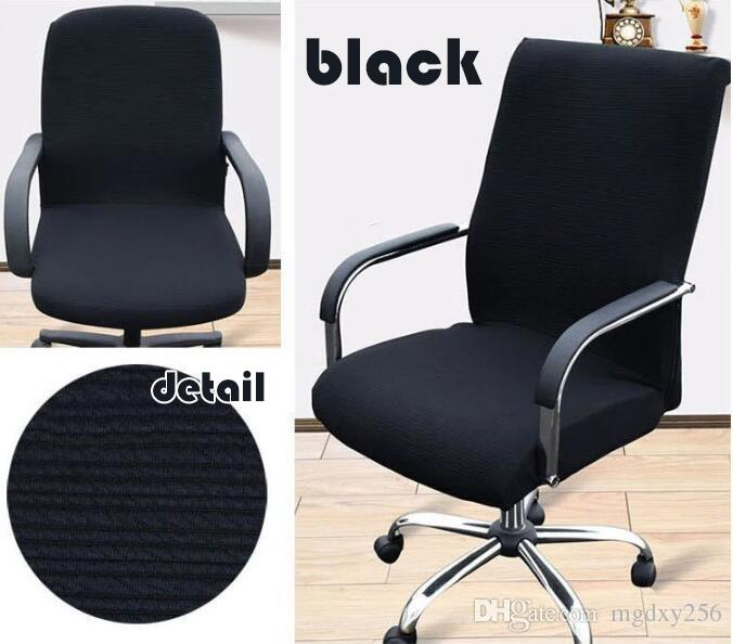 office armchair covers. Elastic Office Chair Cover Seat Covers For Computer Chairs Stretch Armchair  Covering Modern Dining Protector Slipcover Yz0002 White Office Armchair Covers