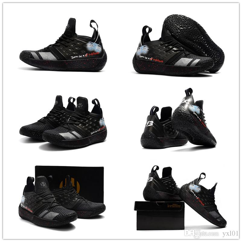 a4cb9115487 High Quality Harden Vol.2 BHM All MVP Star Green Orange Mens Basketball  Shoes For Cheap Sale Harden 2 2s Training Sports Sneakers Size 40 46 Youth  ...